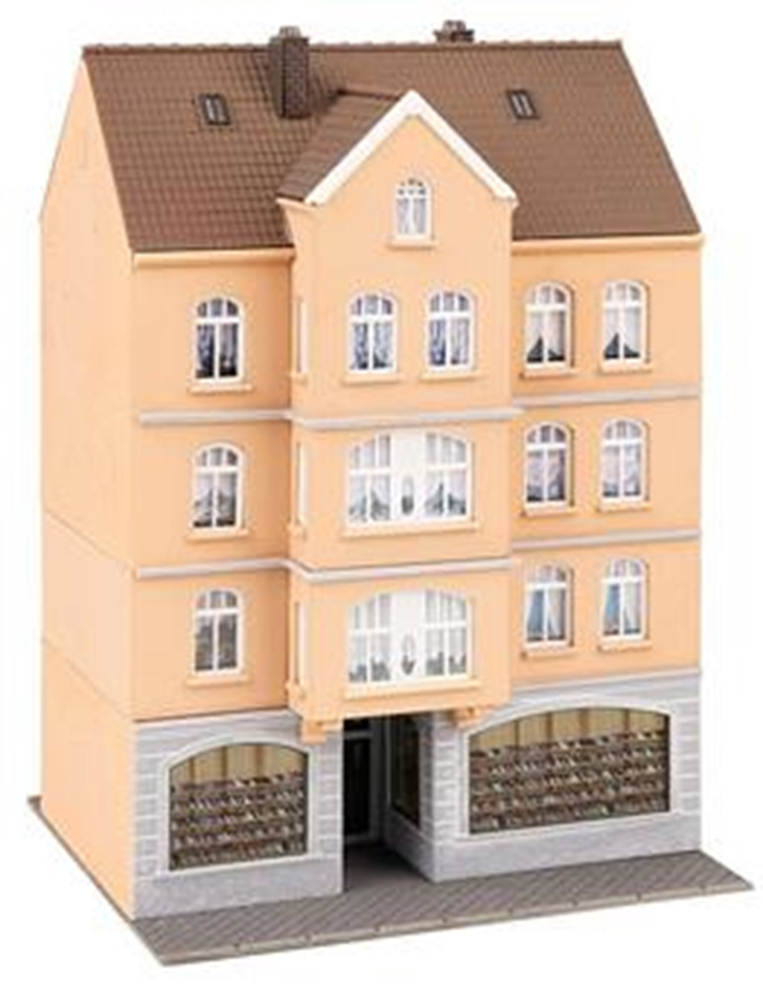 Townhouse with Shoe Shop Kit