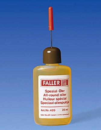 Special Oiler Resin & Acid Free 25ml