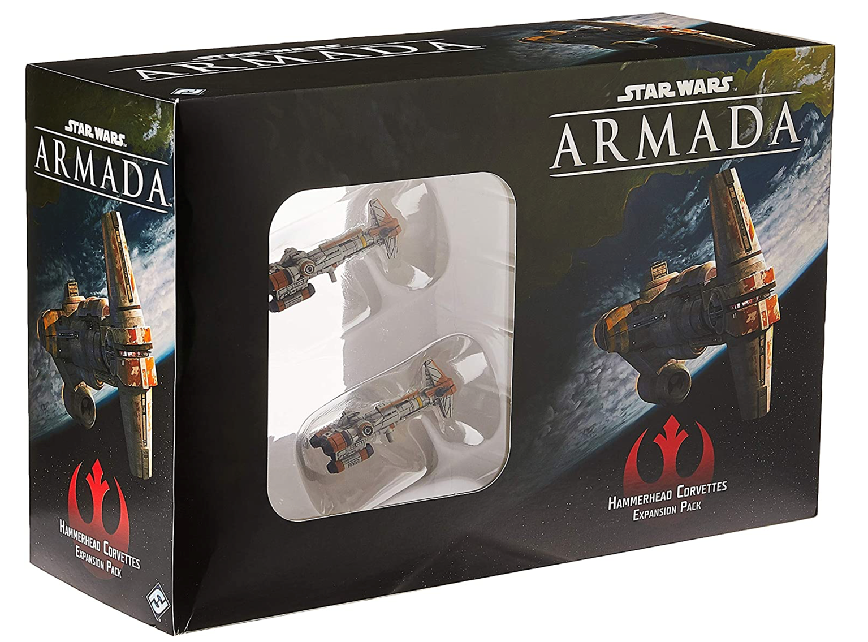 Star Wars Armada Hammerhead Corvettes Expansion Pack