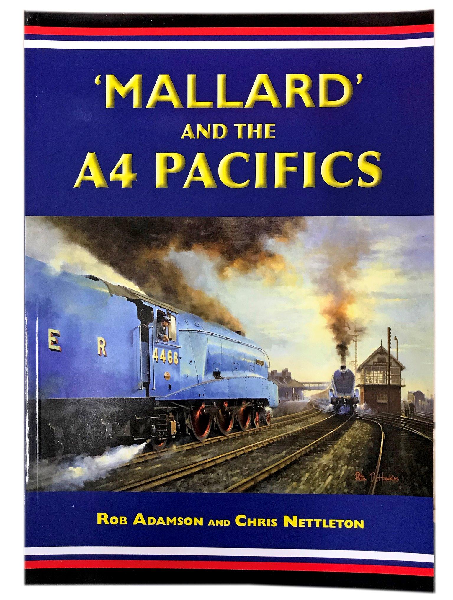 Mallard and the A4 Pacifics