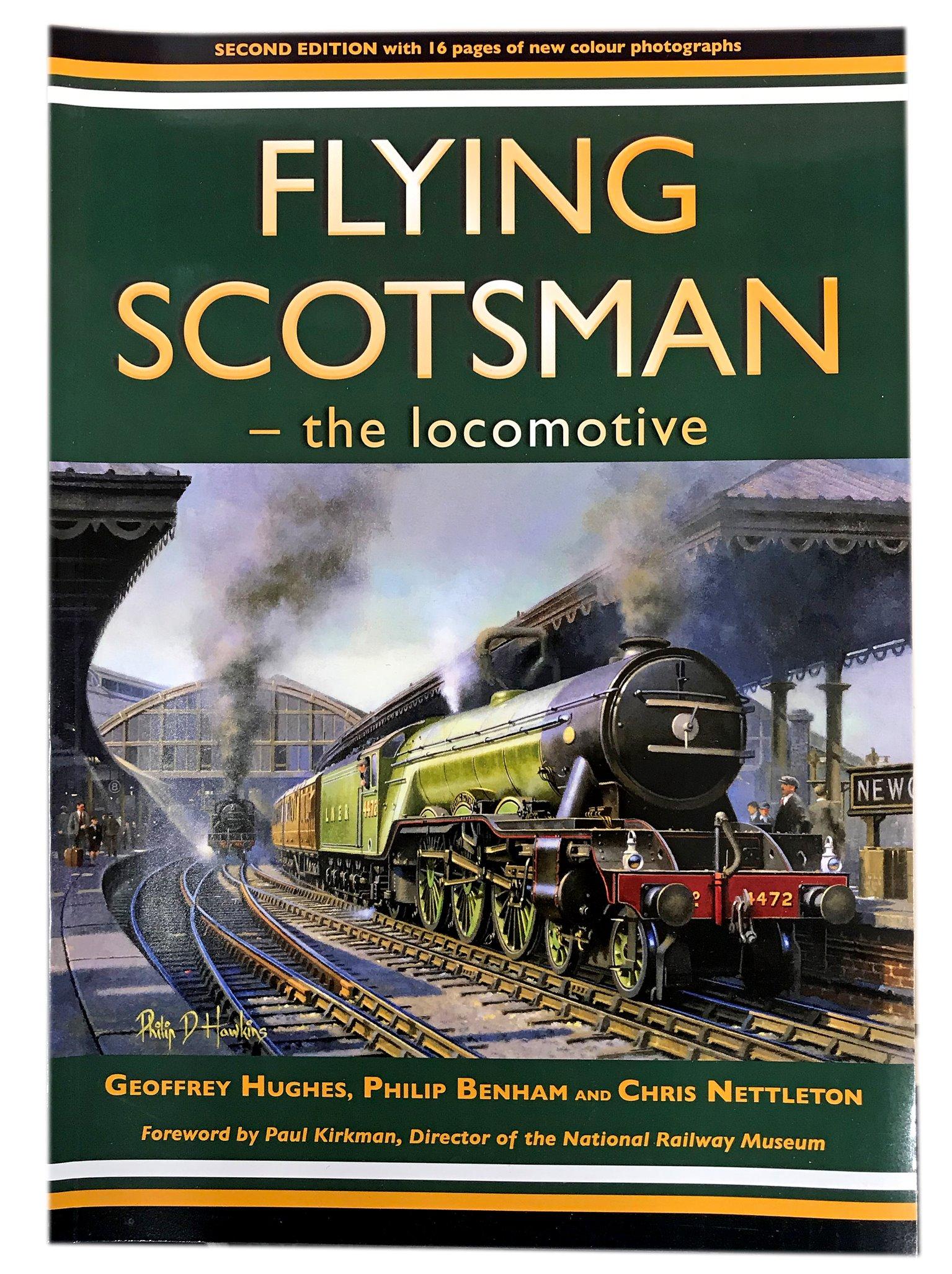 FLYING SCOTSMAN - the locomotive