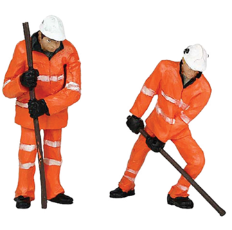 Bachmann G Scale Permanent Way Workers