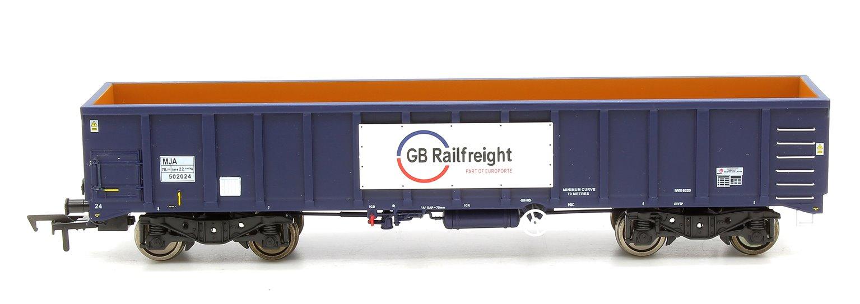 MJA GBRF Bogie Box Van 502031 & 032