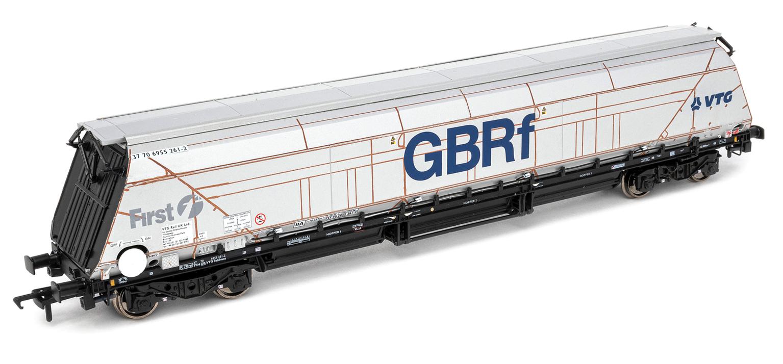 IIA Biomass Bogie Hopper Wagon - GBRf / VTG - Pack 1