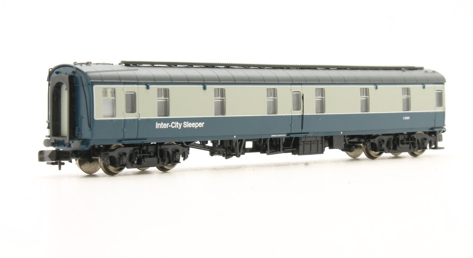 BR Mk1 SLSTP Sleeping Second Blue & Grey