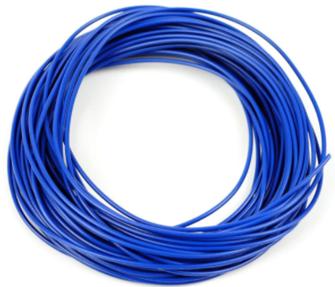 Gaugemaster GM11BL Wire Blue 7 x 0.2mm 10 Metres