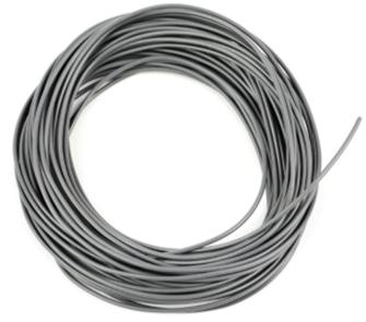 Gaugemaster GM11GR Wire Grey 7 x 0.2mm 10 Metres