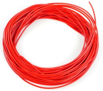 Gaugemaster GM11R Wire Red 7 x 0.2mm 10 Metres