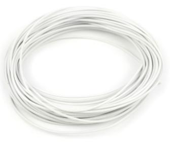 Gaugemaster GM11W Wire White 7 x 0.2mm 10 Metres
