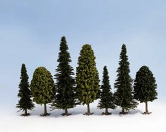 Bulk Pack Trees - Mixed (25)