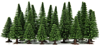 Bulk Pack Trees - Fir (25)
