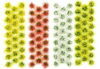 Grass Tufts - Flowering (108)
