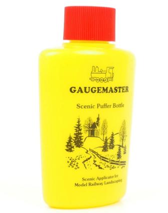 Static Grass - Puffer Bottle