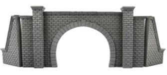 Foam Walling - Double Tunnel Mouth & Walls