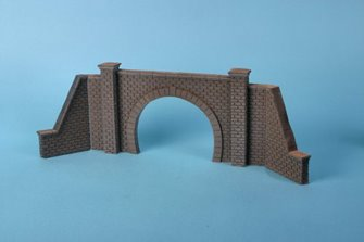 Foam Walling - Double Tunnel Mouth & Walls