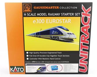 Eurostar E300 12 Car Premium Train Set