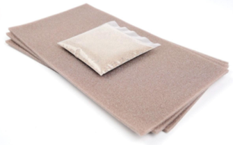 Point & Crossing Brown Ballasted Underlay Kit