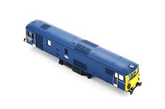 Class 73 124 BR Blue
