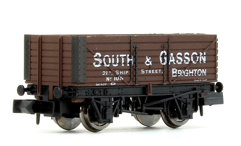 7 Plank Wagon South & Gasson 105 Brighton