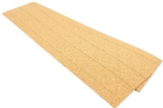 Cork Underlay - 3mm Trackbed (6)