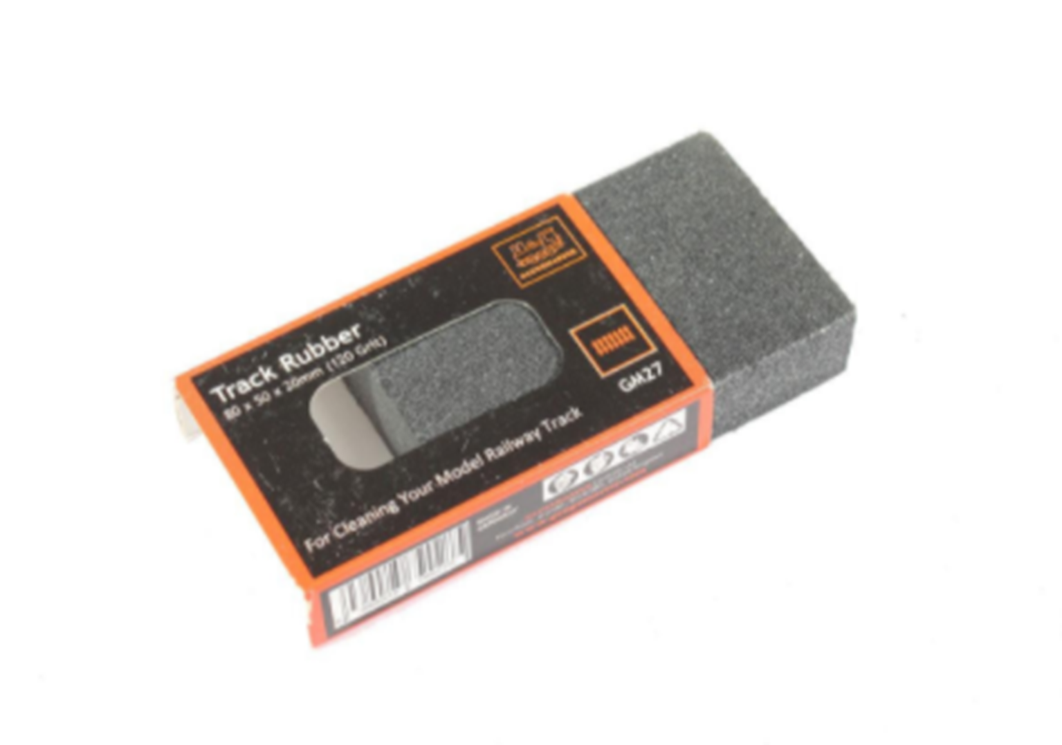 Large Track Rubber 77x50x20mm