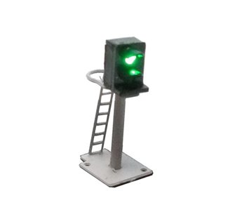 2 Aspect Platform Mounted Signal