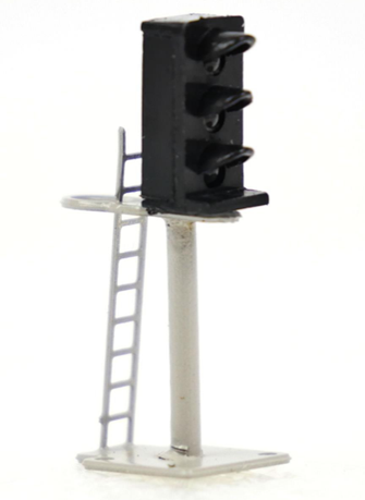 3 Aspect Platform Mounted Signal