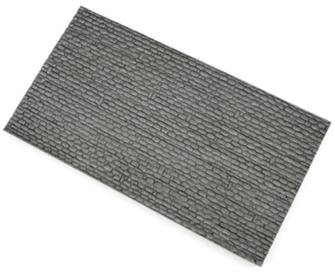 Foam Walling - Plain Stone Wall Grey