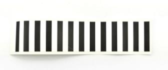 OO Scale Zebra Crossing Set