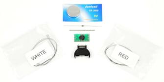 Vehicle Lighting Kit OO Scale