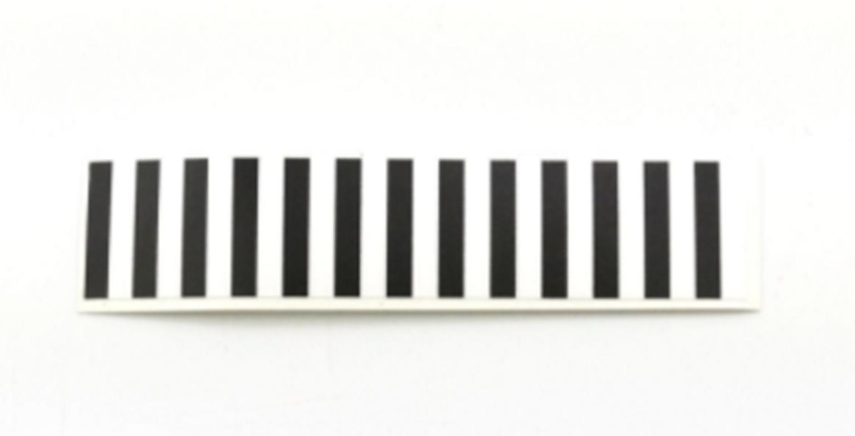 N Scale Zebra Crossing Set