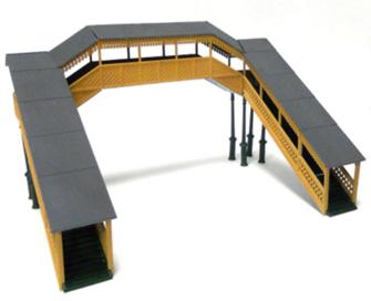Fordhampton Footbridge Plastic Kit