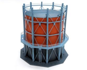 Fordhampton Gasometer Plastic Kit