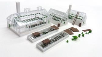 Fordhampton Nurseries Plastic Kit