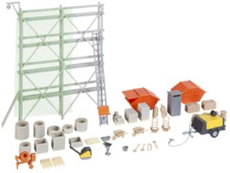 Fordhampton Building Site Accessories Kit