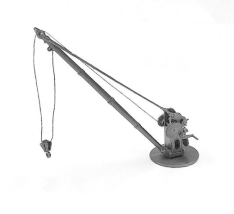 Fordhampton Loading Crane Kit