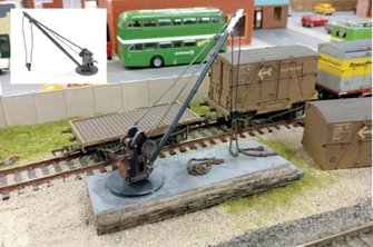 Fordhampton Loading Crane Kit