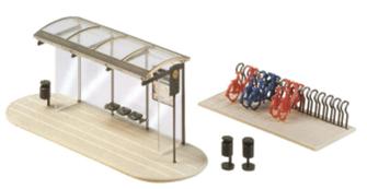 Fordhampton Bus Shelters Kit