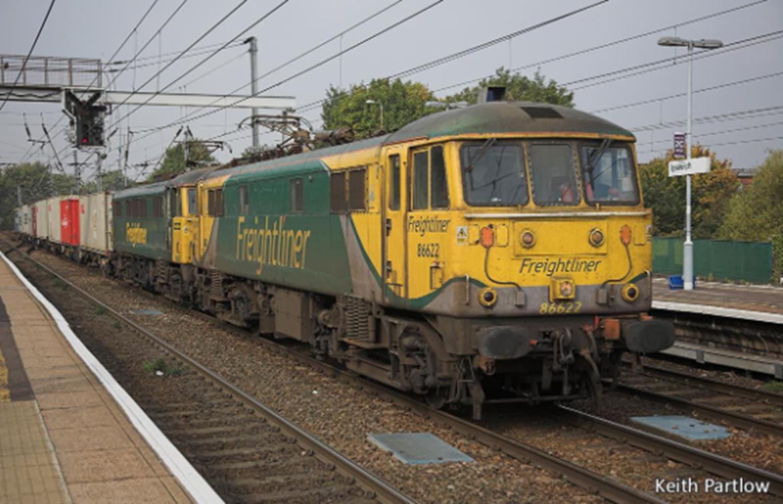 GM4240302 Class 86 622 Freightliner Powerhaul
