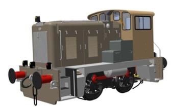 Class 02 D2846 Industrial Redland Khaki