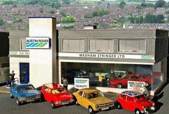 Fordhampton Car Showroom