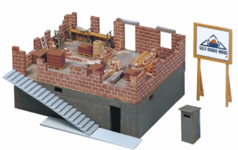 Fordhampton House Under Construction Kit