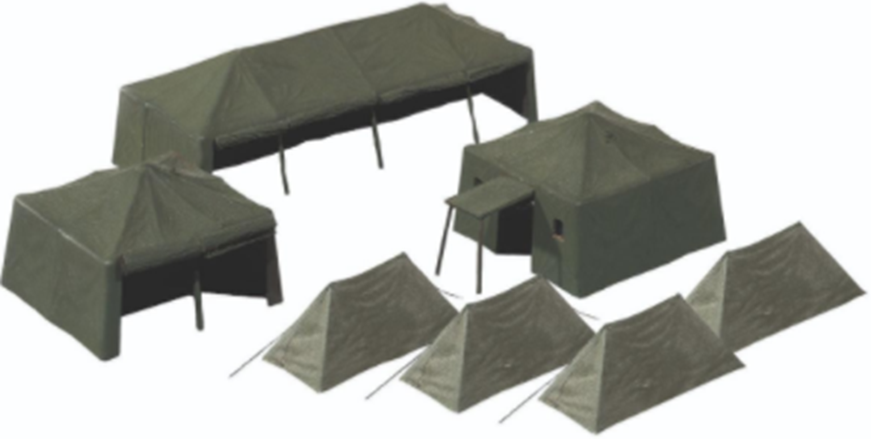 Fordhampton Military Tents (7)