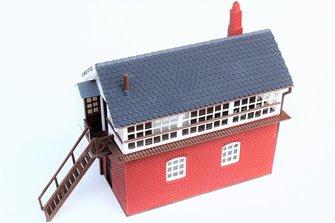 Teignmouth Signal Box Kit