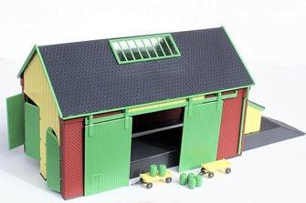 Fordhampton Goods Shed Kit