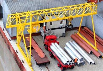 Fordhampton Overhead Gantry Crane Kit