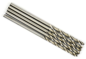HSS 1.5mm Drill Bits (Pack of 5)