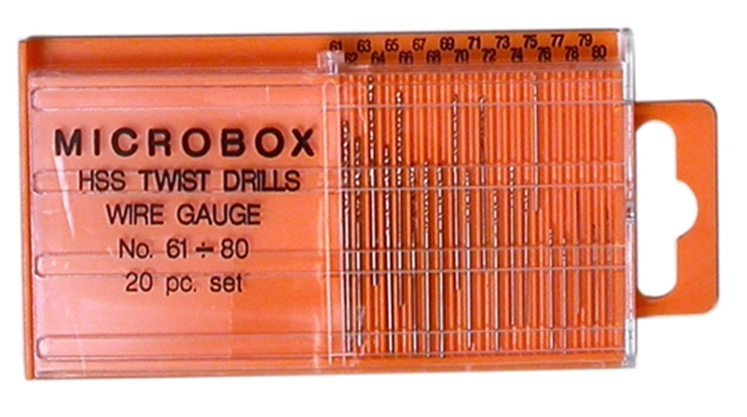 Gm649 microbox hss twist drill bit set 61 80 gauge any scale by microbox hss twist drill bit set 61 80 gauge keyboard keysfo Image collections