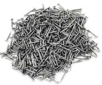 Track Pins - 10mm Hornby Style (500)