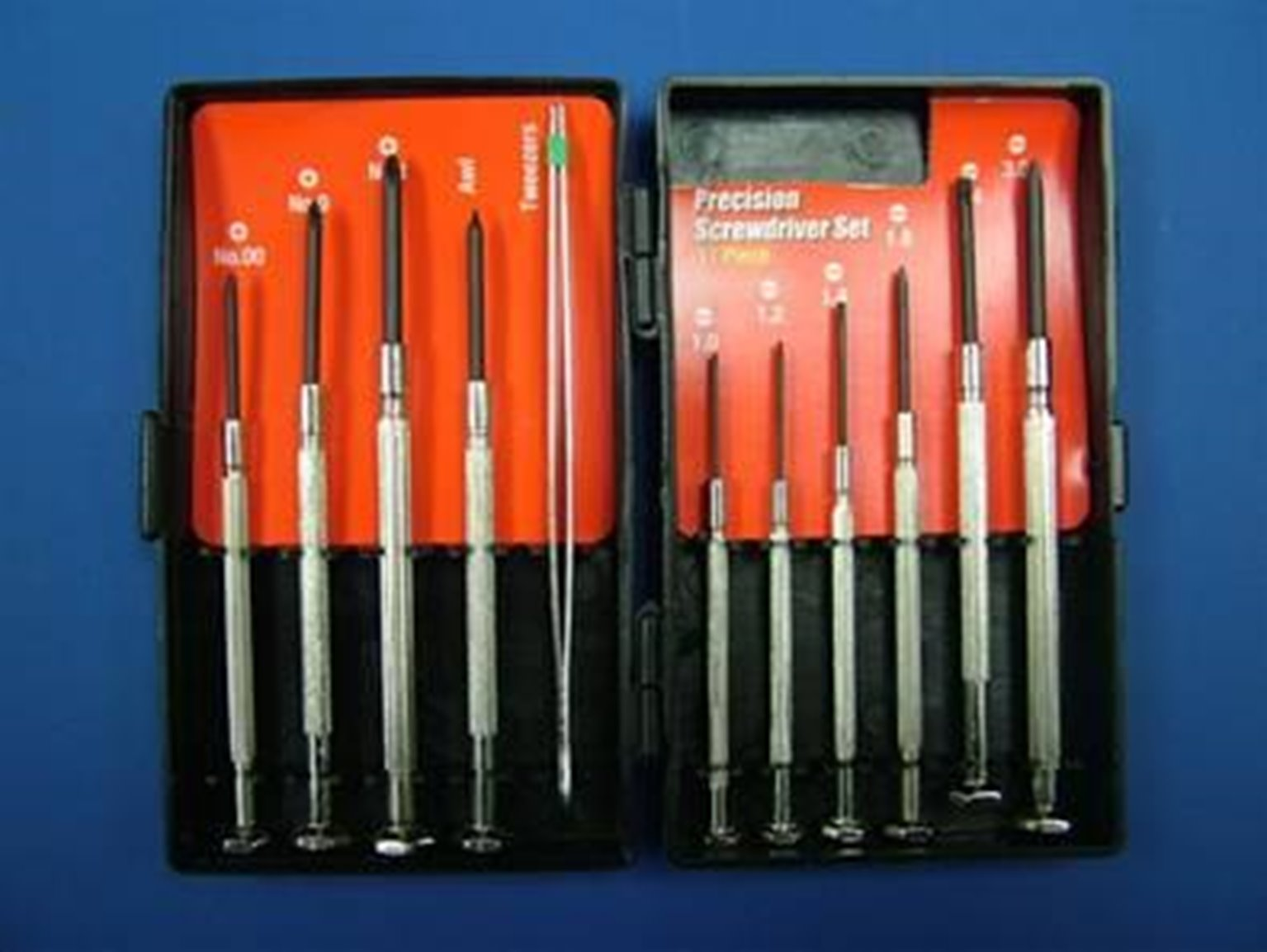 Model Railway Screwdriver Set
